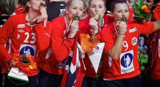 Norway EURO Champion 2014