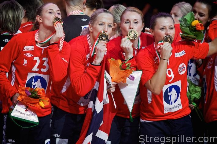 Norway EURO Champion 2014