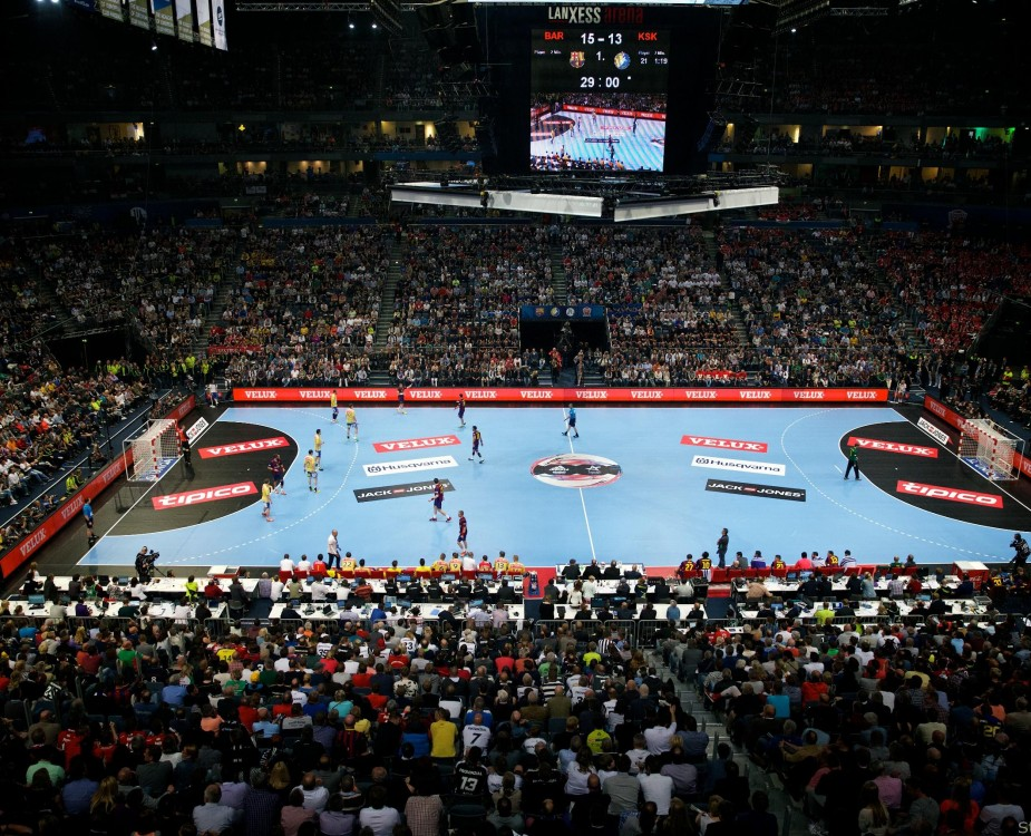VELUX EHF Champions League Final4