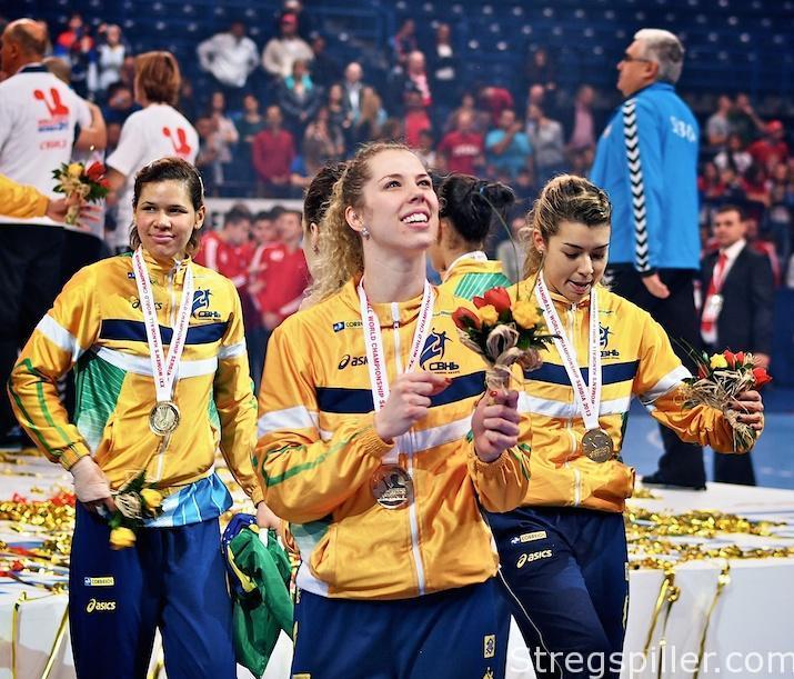 Barbara Arenhart - World Cup 2013 in Serbia